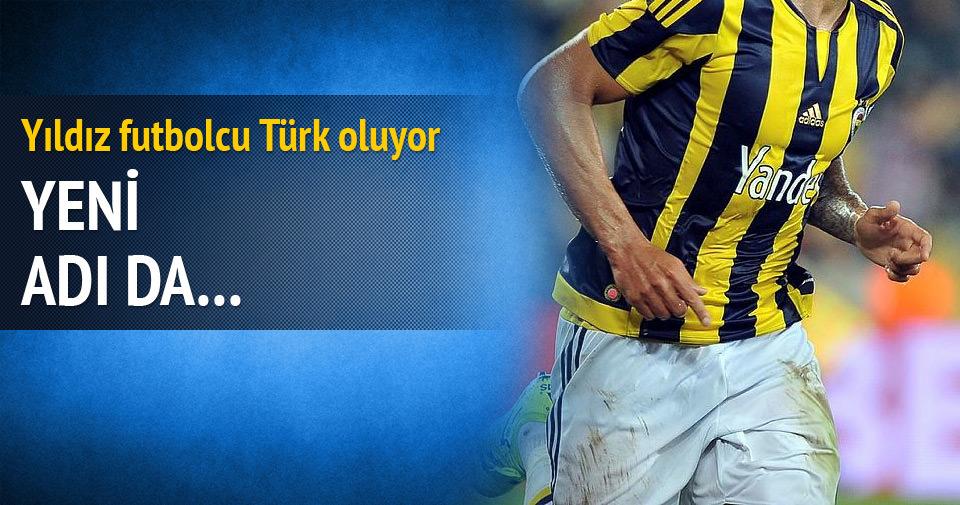 Yıldız futbolcu Türk oluyor