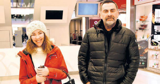 Atilla Saral'dan sevgilisi İnci Türkay'a uyarı