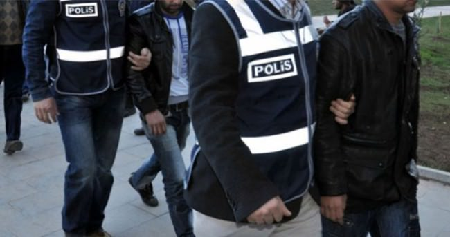 PKK propagandasına 5 tutuklama