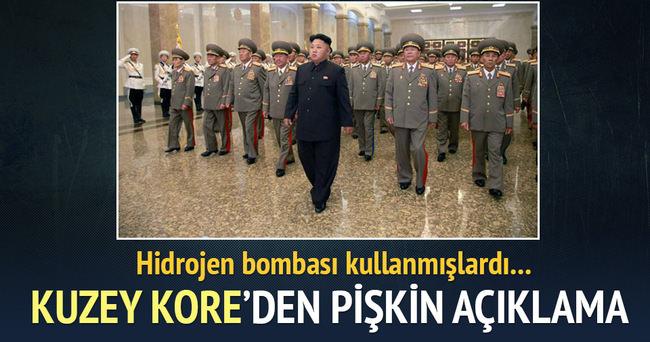 Kuzey Kore'den yeni açıklama