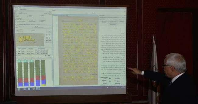 IRCICA'dan dünyada bir ilk: Osmanlıca OCR