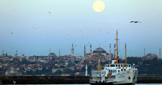 İstanbul ünlü isimleri ağırlayacak