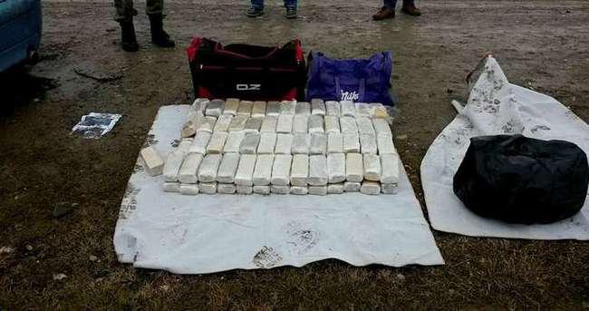 Tokat'ta 52 kilo eroin ele geçirildi