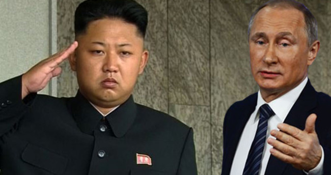 Rusya'dan Kuzey Kore'ye sert tepki