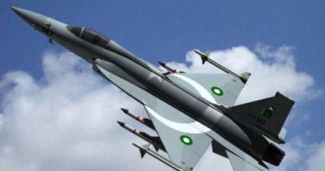 Pakistan Sri Lanka'ya savaş uçağı satacak