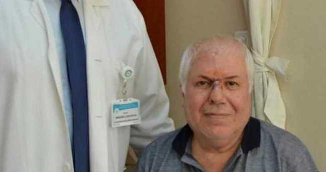 Yama ile burun tümöründen kurtuldu