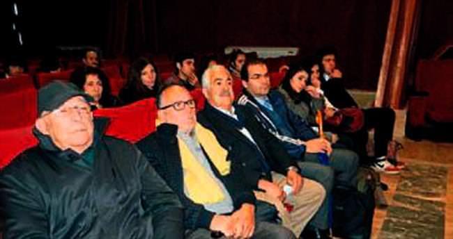 Liselilere kısa film semineri verildi