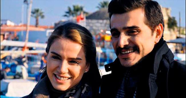 Çekimler İzmir'de başladı