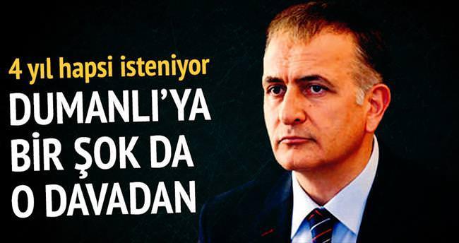 Erdoğan'a hakaretten 4 yıl hapsi isteniyor