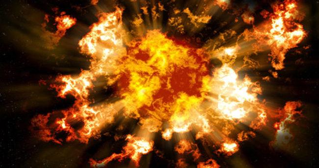Banliyöde patlama: 10 yaralı