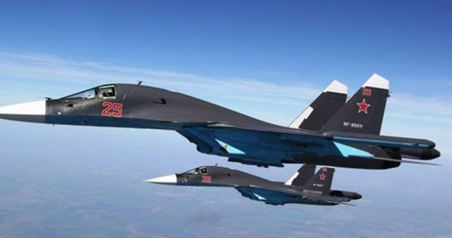 Cezayir, Rusya'dan 12 Su-34 uçağı alacak