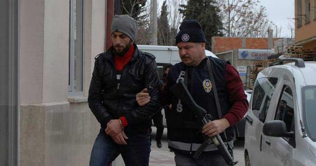 Burdur'da YDG-H operasyonu: 27 gözaltı