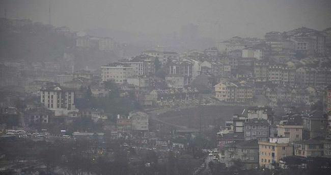 İstanbul'da hava kirliliği problemi yok