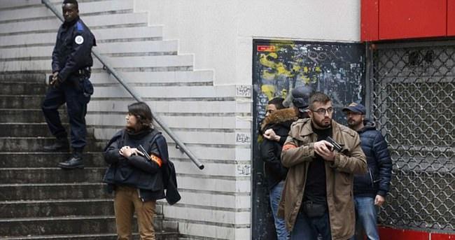 Fransız polisi şüphelendiği için bir kişiyi öldürdü