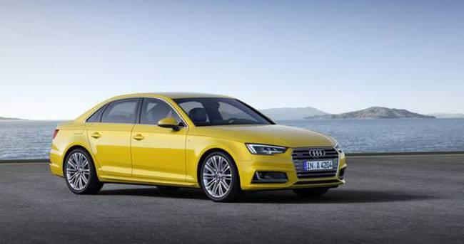 Yeni Audi A4'ün fiyatı belli oldu