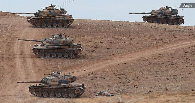 Esed ordusu Türkmendağı'na saldırıyor