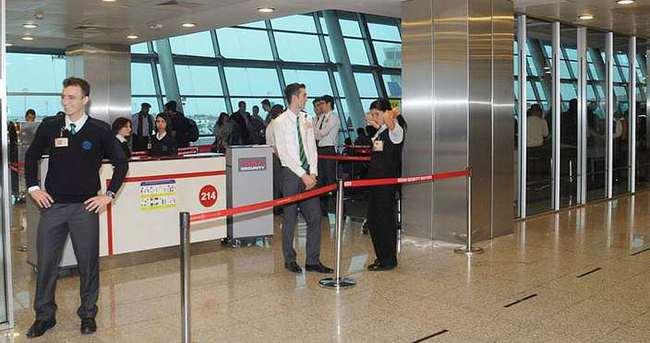 Terminaller yine karıştı