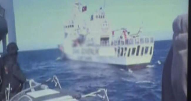 Uyuşturucu gemisine operasyonun detayları