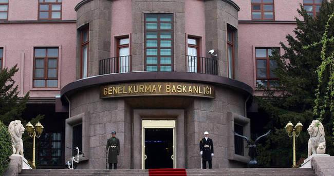 Genelkurmay'dan flaş açıklama: 315 terörist etkisiz hale getirildi