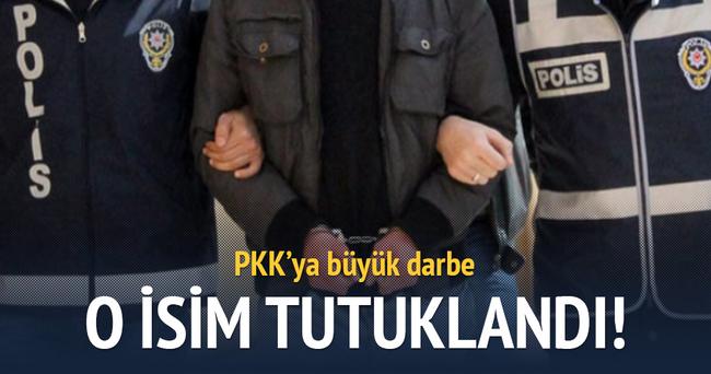 PKK'da o isim tutuklandı!
