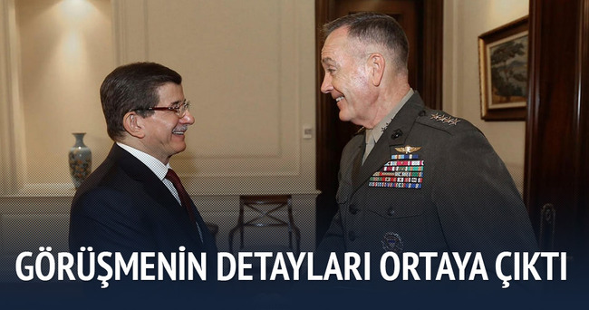 Türkiye ABD'den Suriyeli Arap gruplar için yardım istedi