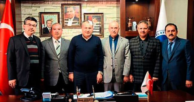 Çağlayancerit personeli sosyal denge imzaladı