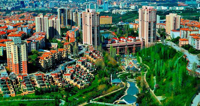 Ankara şimdi Başkent oldu