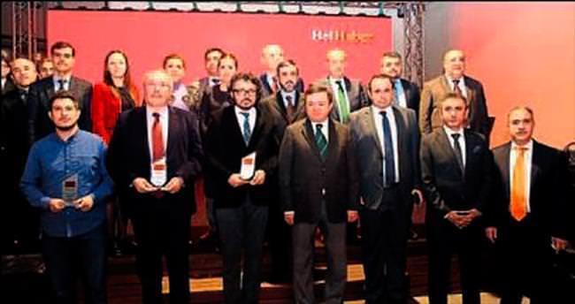 Denizli Büyükşehir'e yılın proje ödülü