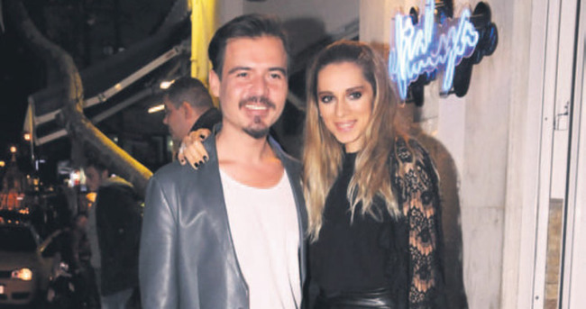 Eşi Erdem Kınay'ın ihanetini affetti