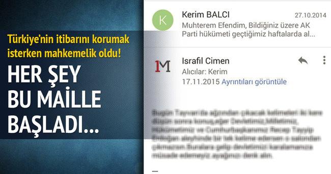 Tayvan'dan Türkiye'ye uzanan Paralel ihanet!