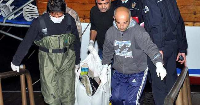 Kayıp sevgililerin cesedi Manavgat Irmağı'nda bulundu