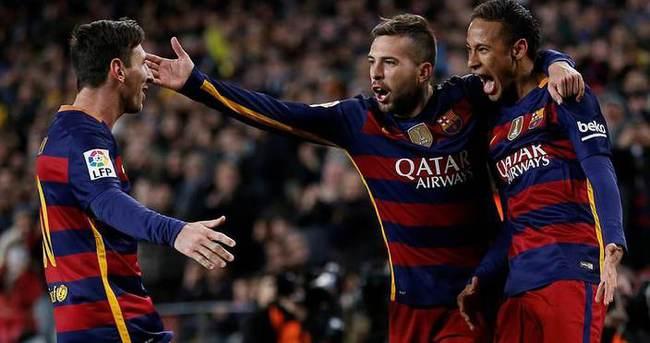 UEFA yılın 11'ine Barcelona damgası