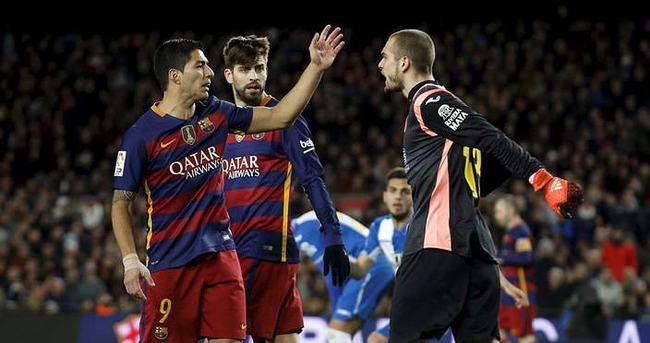 Luis Suarez'e 2 maç ceza