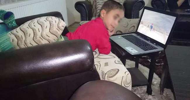 Çocuğunu dilendiren Suriyeli baba tutuklandı
