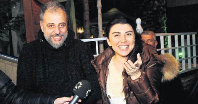 Hamdi Alkan'dan eşine övgü: Onunla yüzüm güldü