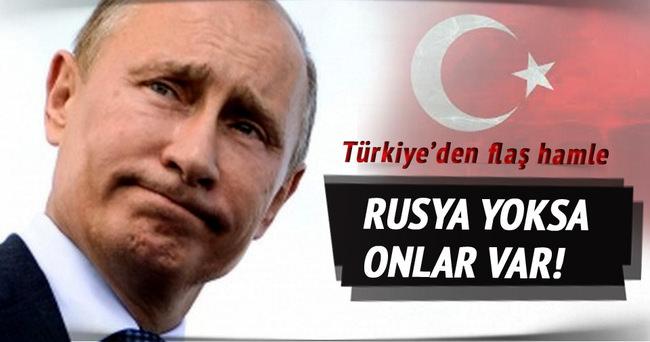 Türkiye'den flaş hamle