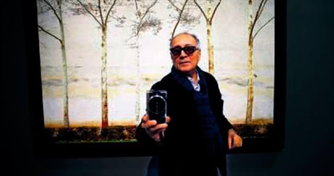 Kiarostami'den fotoğraf sergisi
