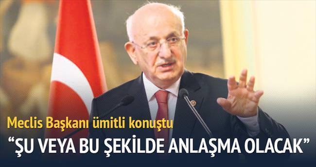 Yeni anayasadan çok ümitvarım