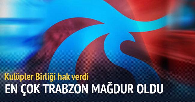En çok hata Trabzon'a yapıldı
