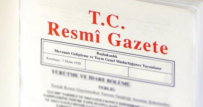 Bakanlıklara yapılan yeni atamalar Resmi Gazete'de yayımlandı!