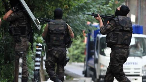 Burdur'da terör operasyonu