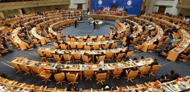 Arap Parlamentosu'ndan ortak tavır çağrısı