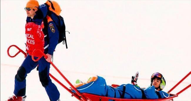 Kontrolsüz düşüş yaralanma nedeni