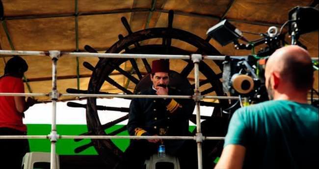 Kamera arkasından 'Ertuğrul 1890'