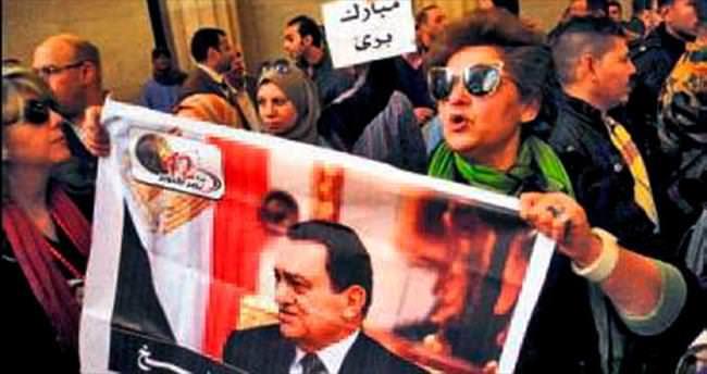 Mübarek'in cezası Yargıtay'da onandı