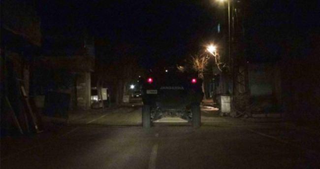 Havan mermisi Türkiye'ye düştü, TSK karşılık verdi