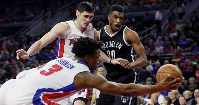 NBA'de Ersan İlyasova'nın gecesi
