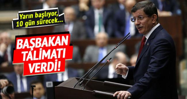 AK Parti'den Bayırbucak seferberliği