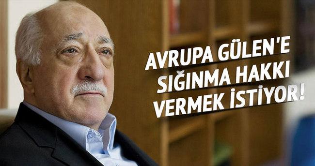 Hüseyün Gülerce: Avrupa Gülen'e sığınma hakkı vermek istiyor