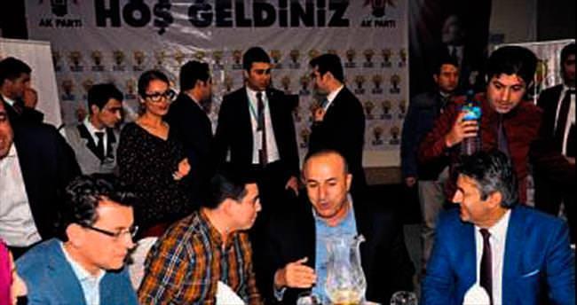Kepez Belediyesi Sandıklı'da buluştu